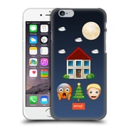 Official Emoji Movies And Series Moonlit House Hard Back Case For Apple Iphone 6 / 6S