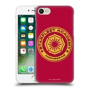 Official Star Trek Starfleet Academy Logos Engineering Hard Back Case For Apple Iphone 7