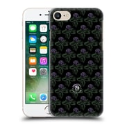 Official Anne Stokes Motif Patterns Rose Trio Dark Hard Back Case For Apple Iphone 7