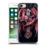 Official Anne Stokes Dragons Gothic Guardians Hard Back Case For Apple Iphone 7