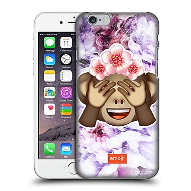 Official Emoji Solos Monkey Hard Back Case For Apple Iphone 6 / 6S
