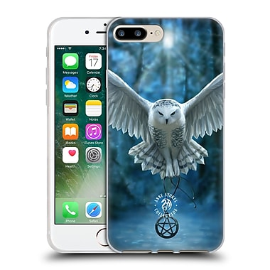 Official Anne Stokes Owls Awake Your Magic Soft Gel Case For Apple Iphone 7 Plus