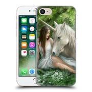 Official Anne Stokes Mythical Creatures Pure Heart Hard Back Case For Apple Iphone 7