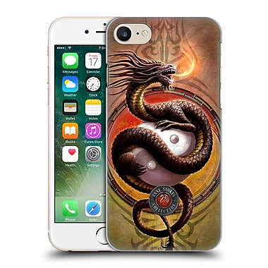 Official Anne Stokes Dragons Yin Yang Protector Hard Back Case For Apple Iphone 7