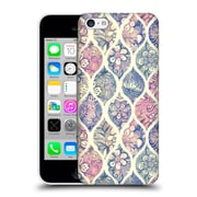 Official Micklyn Le Feuvre Patterns Painted Floral Ogee In Vintage Tones Hard Back Case For Apple Iphone 5C