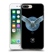 Official Anne Stokes Owls Moon Soft Gel Case For Apple Iphone 7 Plus