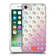 Official Emoji Patterns Unicorn Soft Gel Case For Apple Iphone 7