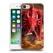Official Anne Stokes Dragons Lair Hard Back Case For Apple Iphone 7