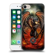 Official Anne Stokes Dragons Lava Hard Back Case For Apple Iphone 7