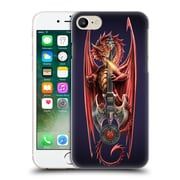 Official Anne Stokes Dragons Power Chord Hard Back Case For Apple Iphone 7