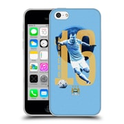 Official Manchester City Man City Fc Players Sergio Kun Agaeero Soft Gel Case For Apple Iphone 5C