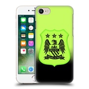 Official Manchester City Man City Fc Crest Kit Third Kit Mono Hard Back Case For Apple Iphone 7