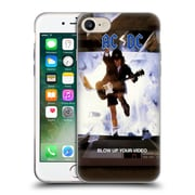 Official Ac/Dc Acdc Album Cover Blow Up Your Video Soft Gel Case For Apple Iphone 7