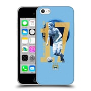 Official Manchester City Man City Fc Players Kevin De Bruyne Soft Gel Case For Apple Iphone 5C