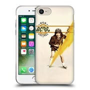 Official Ac/Dc Acdc Album Cover High Voltage Soft Gel Case For Apple Iphone 7