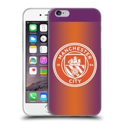 Official Manchester City Man City Fc Badge Kit 2016/17 Third Soft Gel Case For Apple Iphone 6 / 6S