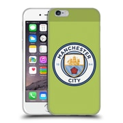 Official Manchester City Man City Fc Badge Kit 2016/17 Home Goalkeeper Soft Gel Case For Apple Iphone 6 / 6S