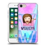 Official Emoji So Sassy Whateva Soft Gel Case For Apple Iphone 7