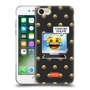 Official Emoji Speech Bubbles Forever Online Soft Gel Case For Apple Iphone 7