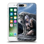 Official Anne Stokes Wolves Protector Soft Gel Case For Apple Iphone 7 Plus