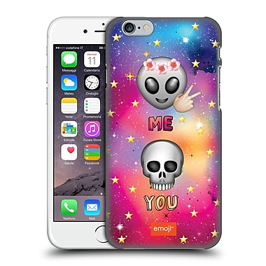 Official Emoji Space Me And You Hard Back Case For Apple Iphone 6 / 6S