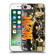 Official Ac/Dc Acdc Group Photo Concert Soft Gel Case For Apple Iphone 7