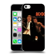 Official Ac/Dc Acdc Album Cover If You Want Blood Soft Gel Case For Apple Iphone 5C