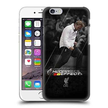 Official Liverpool Football Club Anfield Magic Klopp Effect Hard Back Case For Apple Iphone 6 / 6S