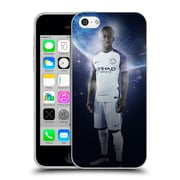 Official Manchester City Man City Fc Power Players Sagna Soft Gel Case For Apple Iphone 5C