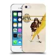 Official Ac/Dc Acdc Album Cover High Voltage Soft Gel Case For Apple Iphone 5 / 5S / Se