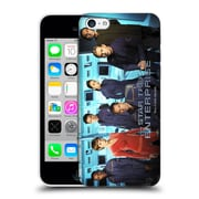 Official Star Trek Iconic Characters Ent Full Cast Hard Back Case For Apple Iphone 5C
