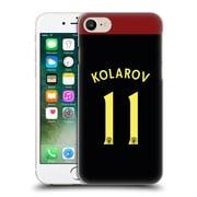 Official Manchester City Man City Fc Away Kit 2016/17 1 Kolarov Hard Back Case For Apple Iphone 7