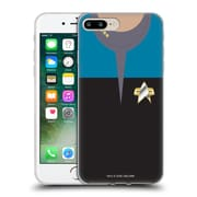 Official Star Trek Uniforms And Badges Ds9 Commander Soft Gel Case For Apple Iphone 7 Plus
