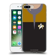 Official Star Trek Uniforms And Badges Ds9 Lieutenant Commander Soft Gel Case For Apple Iphone 7 Plus