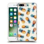 Official Micklyn Le Feuvre Patterns Pineapples And Crystals Hard Back Case For Apple Iphone 7 Plus