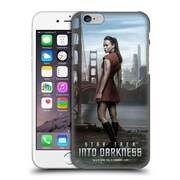 Official Star Trek Characters Into Darkness Xii Uhura Hard Back Case For Apple Iphone 6 / 6S