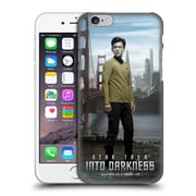 Official Star Trek Characters Into Darkness Xii Sulu Hard Back Case For Apple Iphone 6 / 6S