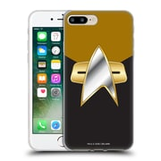 Official Star Trek Uniforms And Badges Ds9 Operations Soft Gel Case For Apple Iphone 7 Plus