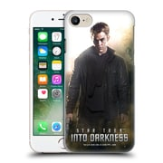 Official Star Trek Magazine Covers Into Darkness Xii Captain Kirk Hard Back Case For Apple Iphone 7