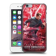 Official Star Trek Posters Into Darkness Xii Captain Kirk Hard Back Case For Apple Iphone 6 / 6S