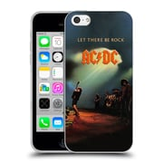 Official Ac/Dc Acdc Album Cover Let There Be Rock Soft Gel Case For Apple Iphone 5C