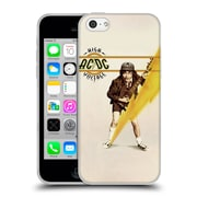 Official Ac/Dc Acdc Album Cover High Voltage Soft Gel Case For Apple Iphone 5C