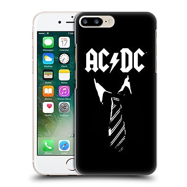 Official Ac/Dc Acdc Iconic Necktie Hard Back Case For Apple Iphone 7 Plus