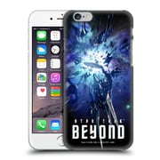 Official Star Trek Posters Beyond Xiii Swarmships Hard Back Case For Apple Iphone 6 / 6S
