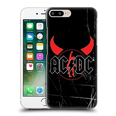 Official Ac/Dc Acdc Iconic Devil Horns Hard Back Case For Apple Iphone 7 Plus