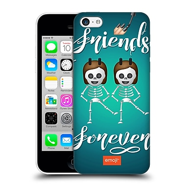 Official Emoji Halloween Parodies Friends Forever Hard Back Case For Apple Iphone 5C