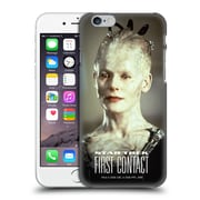 Official Star Trek The Borg First Contact Tng Queen Hard Back Case For Apple Iphone 6 / 6S