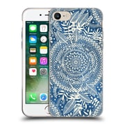 Official Micklyn Le Feuvre Doodle Patterns Diamond Soft Gel Case For Apple Iphone 7