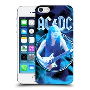 Official Ac/Dc Acdc Solo Malcom Young Hard Back Case For Apple Iphone 5 / 5S / Se