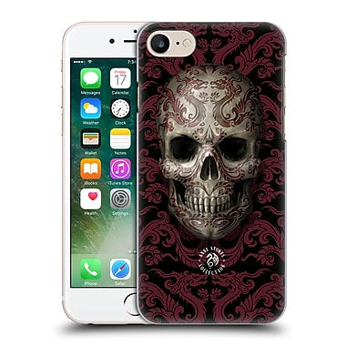 Official Anne Stokes Oriental Skull Dragon Swirl Pattern Hard Back Case For Apple Iphone 7
